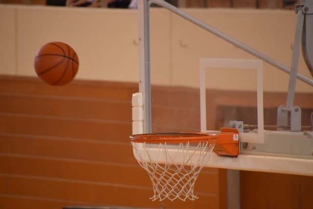 大学バスケ